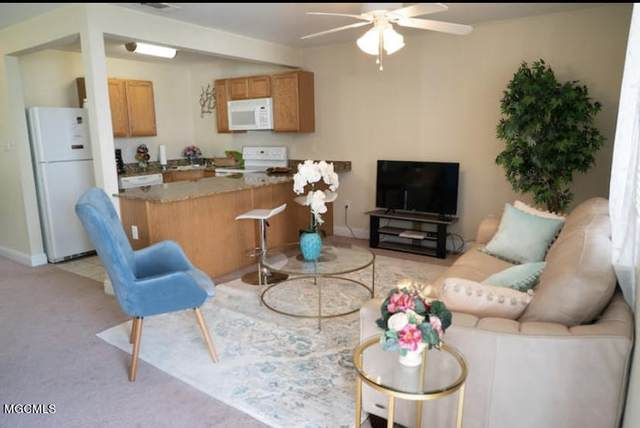 1664 Beach Blvd, 162, Biloxi, MS 39531 (MLS #376326) :: Berkshire Hathaway HomeServices Shaw Properties