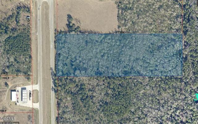 0 Hwy 49, Saucier, MS 39574 (MLS #376344) :: Biloxi Coastal Homes