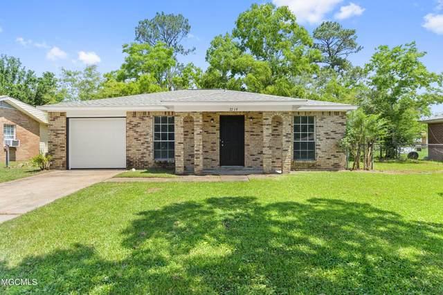 2719 E Angela Cir, Gulfport, MS 39503 (MLS #376345) :: Dunbar Real Estate Inc.