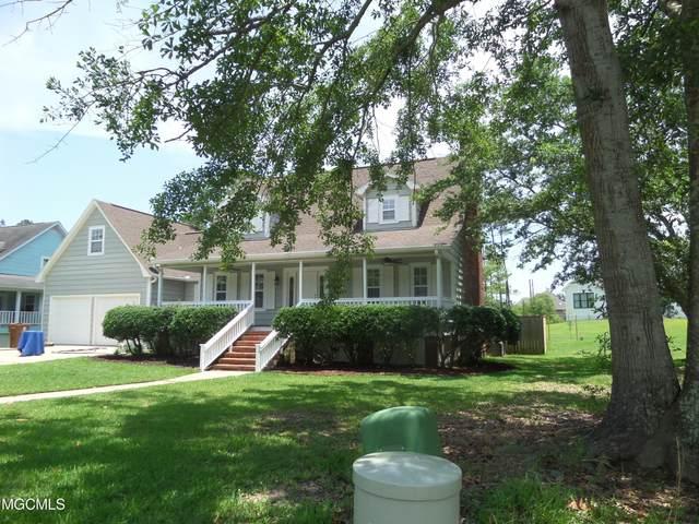 464 Cove Dr, Biloxi, MS 39531 (MLS #376383) :: Dunbar Real Estate Inc.