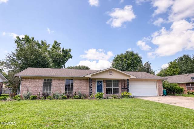 2059 Trailwood Dr, Biloxi, MS 39532 (MLS #376446) :: Biloxi Coastal Homes