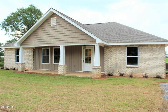 191 Walter Pope Rd, Lucedale, MS 39452 (MLS #376448) :: The Sherman Group