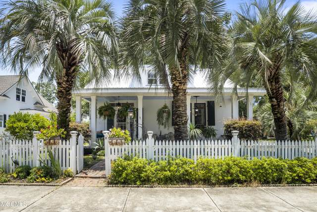243 Carre Ct, Bay St. Louis, MS 39520 (MLS #376458) :: The Sherman Group