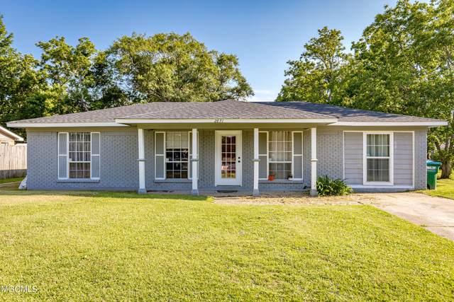 2871 Gardendale Ave, Gautier, MS 39553 (MLS #376459) :: Dunbar Real Estate Inc.