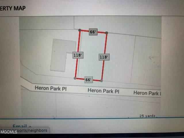 124 Heron Park, Ocean Springs, MS 39564 (MLS #376495) :: Biloxi Coastal Homes