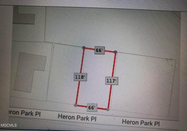 126 Heron Park, Ocean Springs, MS 39564 (MLS #376496) :: Biloxi Coastal Homes