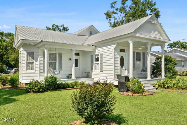 326 Carroll Ave, Bay St. Louis, MS 39520 (MLS #376511) :: The Sherman Group