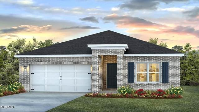 10087 Willow Leaf Dr, Gulfport, MS 39503 (MLS #376523) :: The Sherman Group