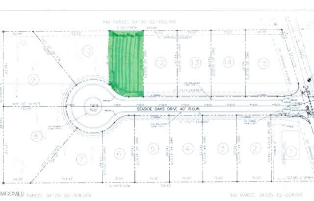 Lot 11 Seaside Oaks Dr, Pass Christian, MS 39571 (MLS #376531) :: The Sherman Group