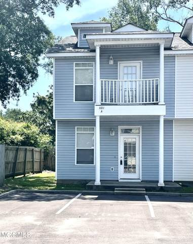1101 Century Oaks Dr A, Gulfport, MS 39507 (MLS #376546) :: The Sherman Group