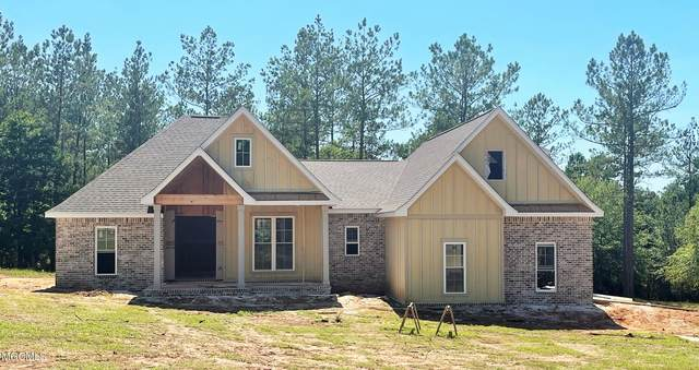 115 Ridge Hill Dr, Lucedale, MS 39452 (MLS #376553) :: The Sherman Group