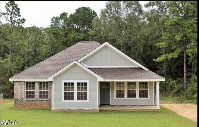 177 Pleasant Hill Church Rd, Lucedale, MS 39452 (MLS #376555) :: The Sherman Group