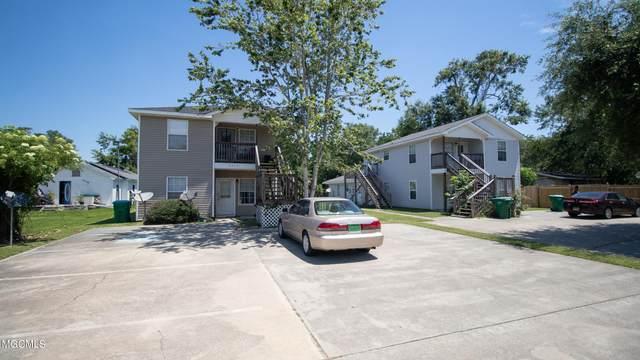 2212 30th St, Gulfport, MS 39501 (MLS #376557) :: Dunbar Real Estate Inc.
