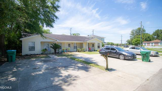 3633 Southward Dr, Gulfport, MS 39501 (MLS #376559) :: Dunbar Real Estate Inc.