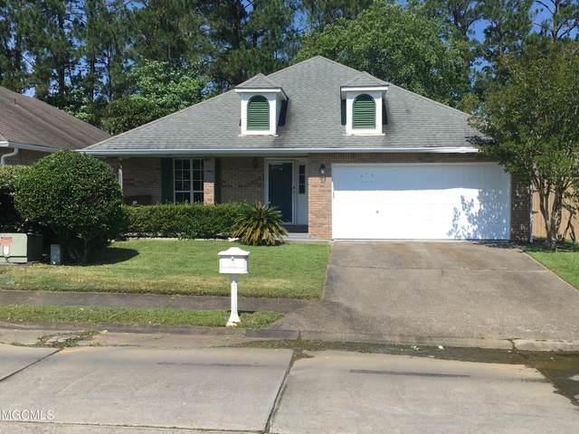 921 Rustwood Dr, Biloxi, MS 39532 (MLS #376560) :: Biloxi Coastal Homes