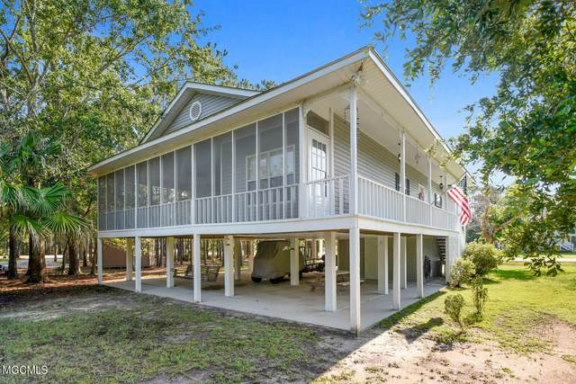 103 Birch Dr, Pass Christian, MS 39571 (MLS #376570) :: Coastal Realty Group