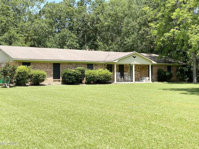 8701 Willow Branch Rd, Moss Point, MS 39562 (MLS #376635) :: Dunbar Real Estate Inc.