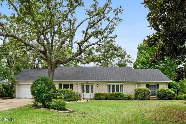 386 Lakeview Blvd, Biloxi, MS 39531 (MLS #376670) :: The Sherman Group