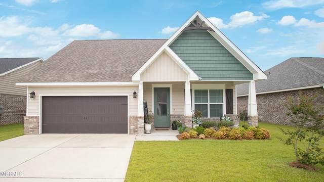 115 Westwind Ct, Ocean Springs, MS 39564 (MLS #376675) :: Dunbar Real Estate Inc.