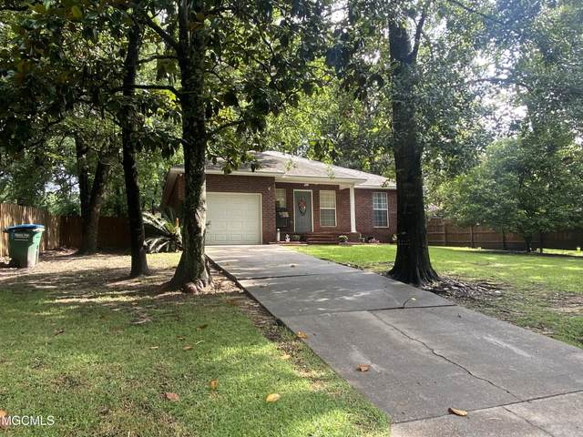 1210 Rosemont St, Gautier, MS 39553 (MLS #376680) :: Berkshire Hathaway HomeServices Shaw Properties