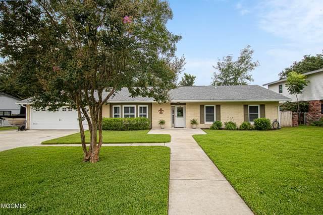 31 Oakwood Dr, Gulfport, MS 39507 (MLS #376721) :: Biloxi Coastal Homes