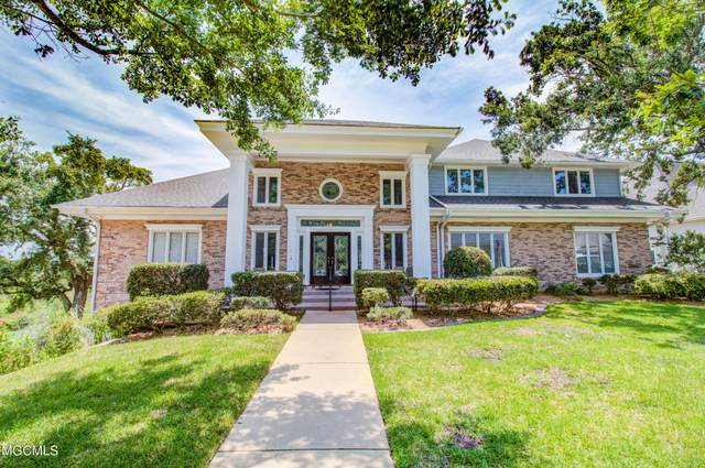 49 Shoreline Ln, Gulfport, MS 39503 (MLS #376725) :: Dunbar Real Estate Inc.