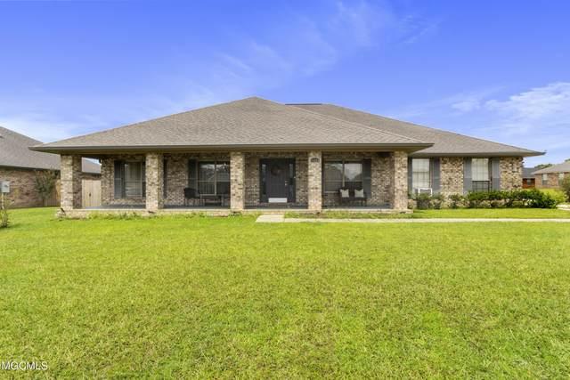 11334 Arthur Dr, Gulfport, MS 39503 (MLS #376731) :: Dunbar Real Estate Inc.