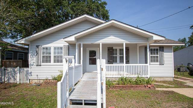 393 Rodeo Dr, Biloxi, MS 39531 (MLS #376762) :: Berkshire Hathaway HomeServices Shaw Properties