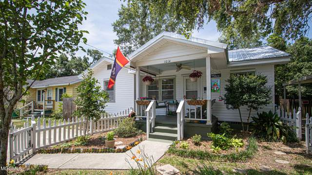 1014 27th St, Gulfport, MS 39501 (MLS #376770) :: Berkshire Hathaway HomeServices Shaw Properties