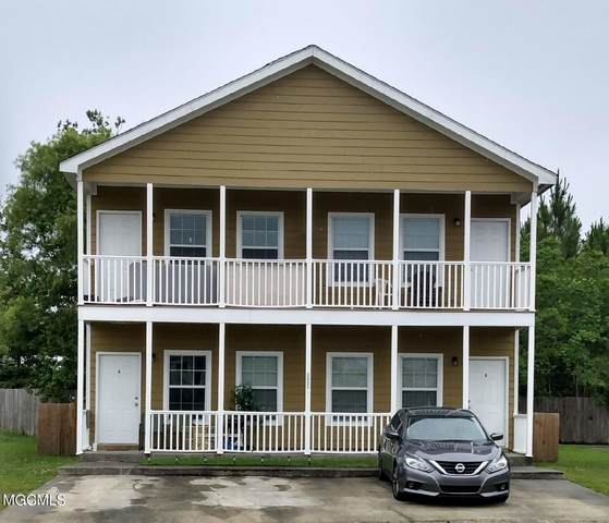 2421 Esplanade St, Ocean Springs, MS 39564 (MLS #376776) :: Berkshire Hathaway HomeServices Shaw Properties