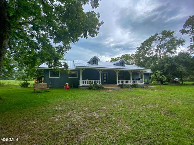 2103 Sally Parker Rd, Lucedale, MS 39452 (MLS #376782) :: Coastal Realty Group