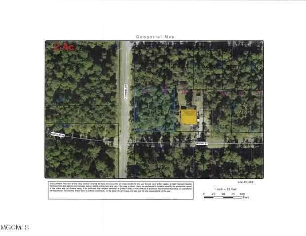 232 Music St, Waveland, MS 39576 (MLS #376788) :: Coastal Realty Group