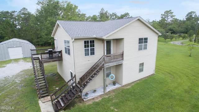 14905 Pine Ridge Rd, Ocean Springs, MS 39565 (MLS #376789) :: Coastal Realty Group