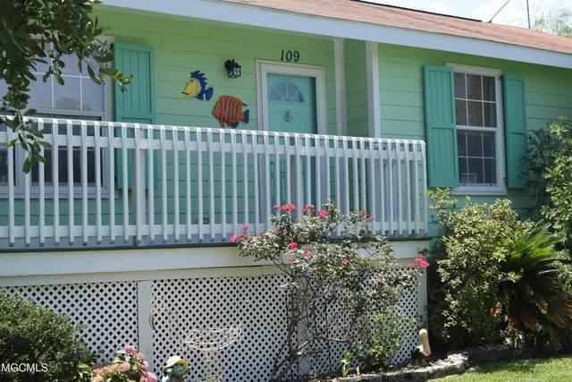 109 Wenmar Ave, Pass Christian, MS 39571 (MLS #376840) :: Biloxi Coastal Homes
