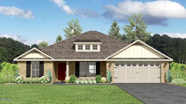 6251 Saphire Ln., Biloxi, MS 39532 (MLS #376886) :: Coastal Realty Group