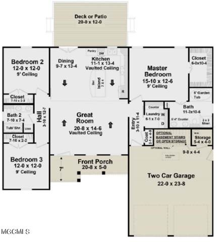 69 Timaquana Dr, Picayune, MS 39466 (MLS #376906) :: Dunbar Real Estate Inc.
