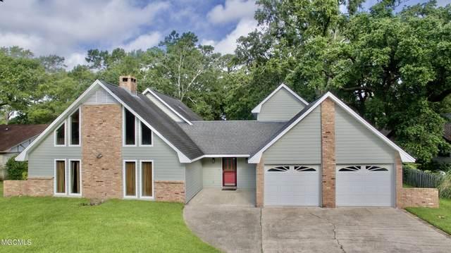 1703 Churchill Dr, Ocean Springs, MS 39564 (MLS #376916) :: Dunbar Real Estate Inc.