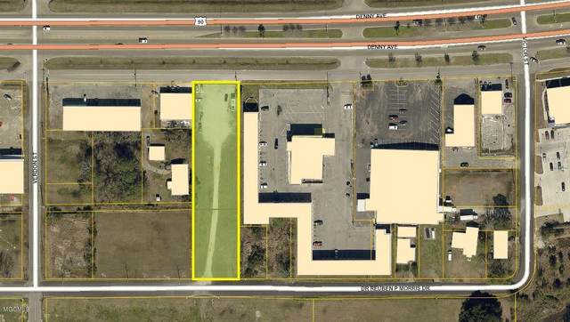 0 Denny Ave, Pascagoula, MS 39567 (MLS #376926) :: Keller Williams MS Gulf Coast