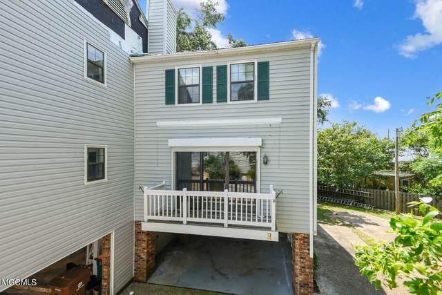 255 E Scenic Dr H, Pass Christian, MS 39571 (MLS #376963) :: Biloxi Coastal Homes