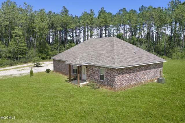 3012 Eagle Ridge Rd, Vancleave, MS 39565 (MLS #376977) :: Biloxi Coastal Homes