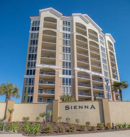 1200 Beach Dr #303, Gulfport, MS 39507 (MLS #376979) :: Dunbar Real Estate Inc.