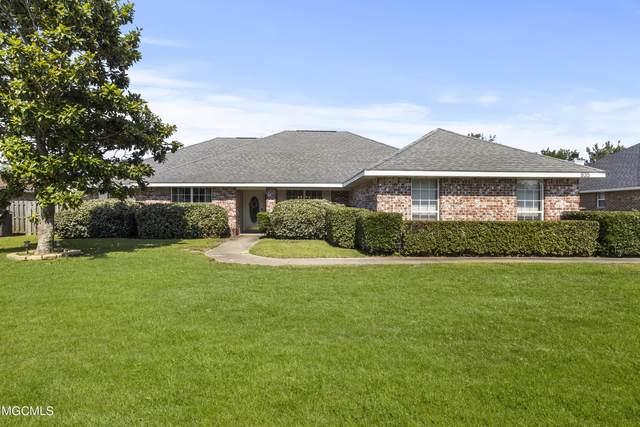 835 Eagle Eyrie Dr, Biloxi, MS 39532 (MLS #376983) :: Biloxi Coastal Homes