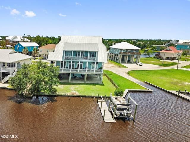 400 Skyline Dr, Bay St. Louis, MS 39520 (MLS #377010) :: Biloxi Coastal Homes
