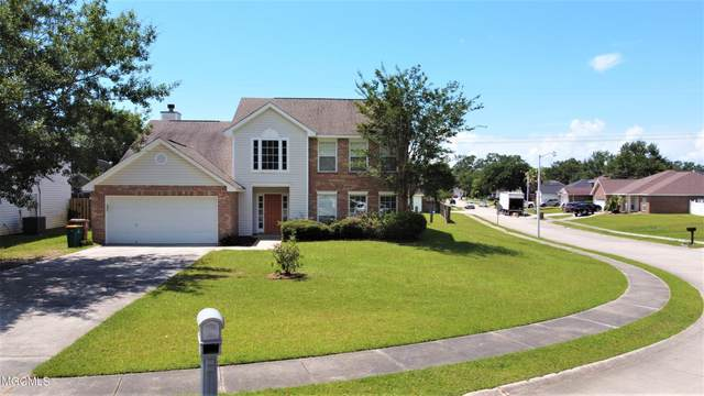 860 Brentwood Dr, Biloxi, MS 39532 (MLS #377118) :: Biloxi Coastal Homes