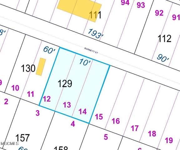 146 Burnett St, Bay St. Louis, MS 39520 (MLS #377137) :: Coastal Realty Group