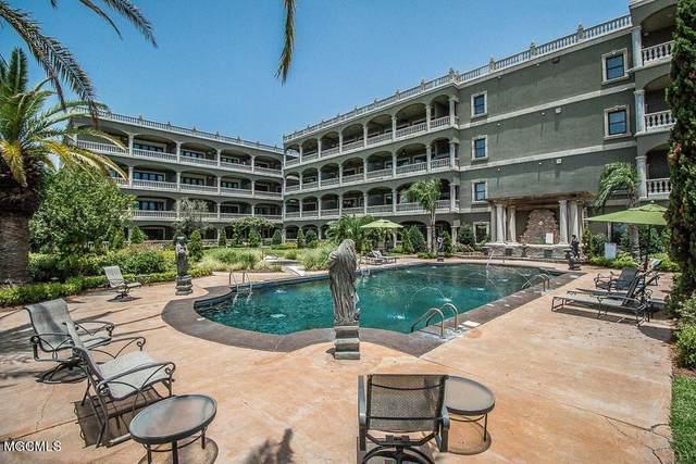 4640 W Beach Blvd D1, Gulfport, MS 39501 (MLS #377169) :: Dunbar Real Estate Inc.