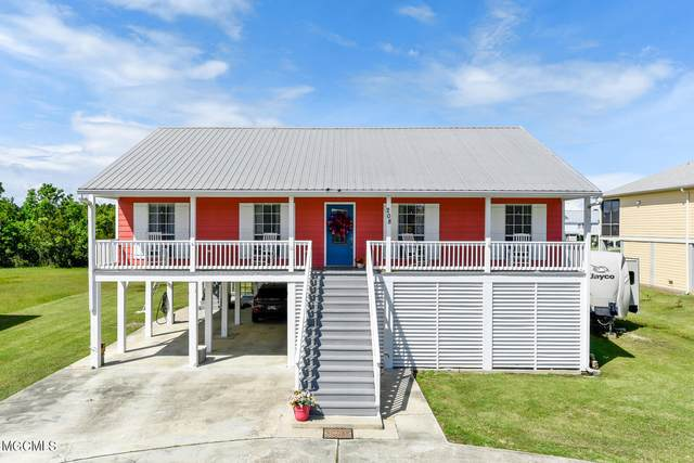 208 Sandy St, Waveland, MS 39576 (MLS #377174) :: Biloxi Coastal Homes