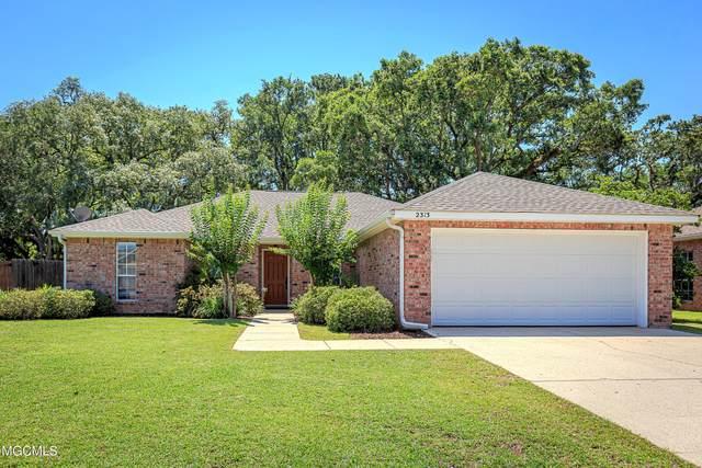 2313 Rue Beaux Chenes, Ocean Springs, MS 39564 (MLS #377216) :: Biloxi Coastal Homes