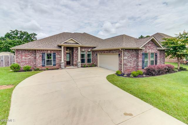 6003 Red Gate Dr, Long Beach, MS 39560 (MLS #377220) :: Coastal Realty Group