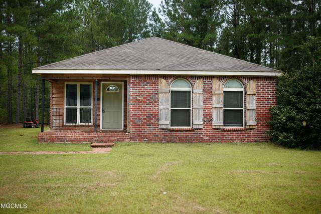 1147 Monkey Mizell Rd, Lucedale, MS 39452 (MLS #377222) :: Coastal Realty Group